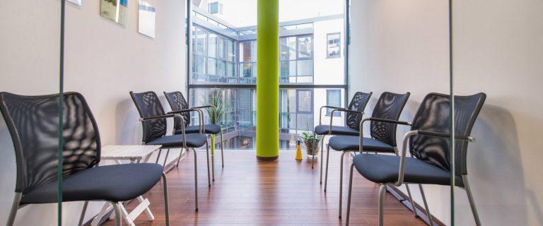 Therapiezentrum Paderborn Praxis im Schildern